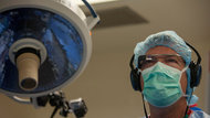 Google Glass Enters the Operating Room