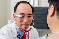 Coming to a doctor's office near you: Live-streaming your exam with Google Glass