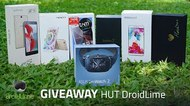 Giveaway HUT DroidLime 2016