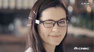 CNBC | This wearable camera takes photos when you blink....