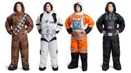 Imagine the Epic Dreams You'll Have in These Wearable Star Wars Sleeping Bags