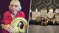 Woman turns her grandparents' love letters into wearable works of art