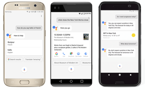 Google Assistant is coming to Nougat and Marshmallow phones this week