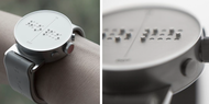 This Braille Smartwatch Is Cooler Than You Could Ever Imagine