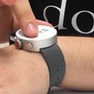 This smartwatch for the blind displays... - Business Insider | This smartwatch for the blind displays notifications in...