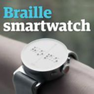 The Guardian - The Dot watch is the first braille smartwatch, and... | The Dot watch is the first braille smartwatch,...