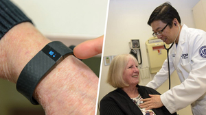 'I was going downhill fast': How this woman's Fitbit saved her life