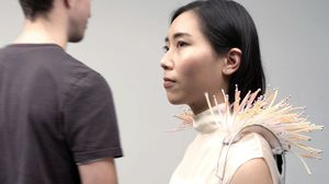 Meet Ripple: A tentacle-shaped wearable device for flirting