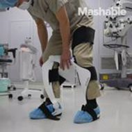 Mashable - This wearable chair will help doctors through long... | This wearable chair will help doctors through long...