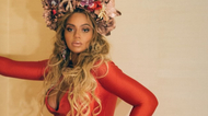 EXCLUSIVE: Beyonce Stuns in Fierce Headdress at Wearable Art Gala, Mom Tina Knowles Gives Pregnancy Update!