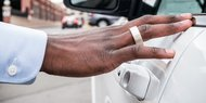 This gorgeous $250 ring can replace your wallet, your keys, and even your train pass
