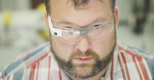 WIRED - Posts | Google Glass is back.